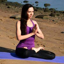 Как я пришла к йоге